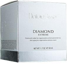 Düfte, Parfümerie und Kosmetik Regenerierende Anti-Aging Gesichtscreme - Natura Bisse Diamond Extreme