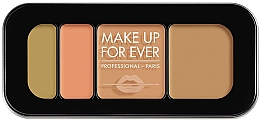 Düfte, Parfümerie und Kosmetik Concealer Quartett - Make Up For Ever Ultra HD Underpainting Palette