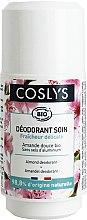 Düfte, Parfümerie und Kosmetik Deo Roll-on mit Mandelöl - Coslys Almond Deodorant