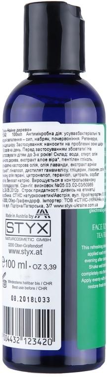 Gesichtswasser mit Teebaumöl - Styx Naturcosmetic Tee Tree Tonic — Bild N2
