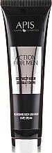 Düfte, Parfümerie und Kosmetik Hand- und Körpercreme mit Arganöl und Sheabutter für alle Hauttypen - APIS Professional For Men Action Nourishing Cream
