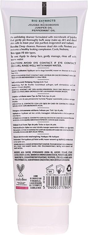 Sanftes Gesichtspeeling für alle Hauttypen - REN Rosa Centifolia Gentle Exfoliating Cleanser — Bild N3