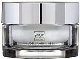 Düfte, Parfümerie und Kosmetik Gesichtsmaske für empfindliche Haut - Fontana Contarini Mask Sensetive Skin