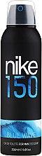Düfte, Parfümerie und Kosmetik Nike Blue Wave - Deodorant