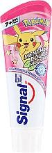 Düfte, Parfümerie und Kosmetik Kinder-Zahnpasta 7+ Jahre rosa - Signal Junior Pokemon Toothpaste