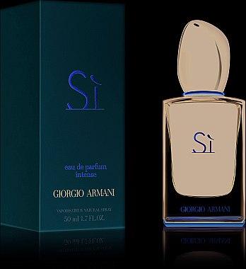 Giorgio Armani Sì Intense - Eau de Parfum — Bild N1