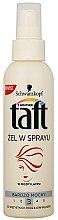 Düfte, Parfümerie und Kosmetik Haarspray-Gel für starke Fixierung - Schwarzkopf Taft Hair Spray