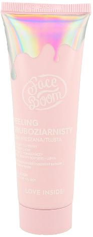 Grobkorn-Peeling für das Gesicht - Bielenda Face Boom