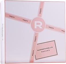 Düfte, Parfümerie und Kosmetik Rochas Mademoiselle Rochas - Duftset (Eau de Parfum 90ml + Körperlotion 100ml + Eau de Parfum 7.5ml)