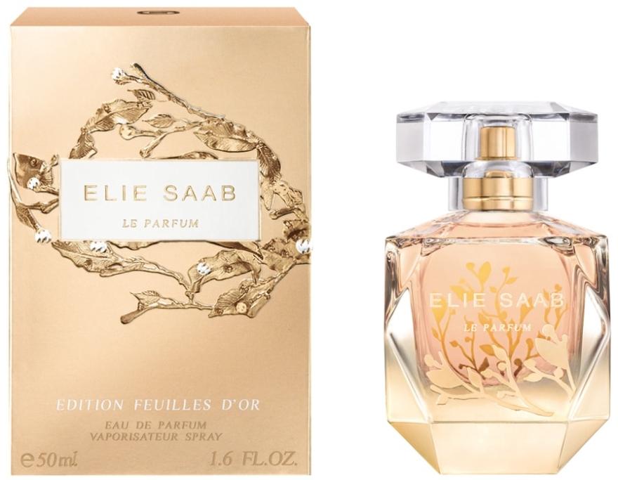 Elie Saab Le Parfum Edition Feuilles d'Or - Eau de Parfum