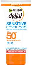 Düfte, Parfümerie und Kosmetik Sonnenschutz Gesichtscreme SPF50 - Garnier Ambre Solaire Sensitive Sun Cream SPF50+