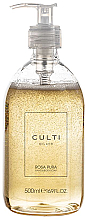 Düfte, Parfümerie und Kosmetik Culti Rosa Pura - Parfümierte flüssige Hand- und Körperseife