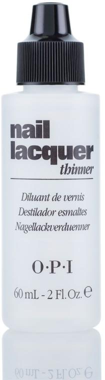 Nagellackverdünner - O.P.I Nail Lacquer Thinner — Bild N1