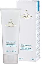 Düfte, Parfümerie und Kosmetik Feuchtigkeitsspendende Gesichtsmaske mit Rosenwasser - Aromatherapy Associates Hydrating Rose Face Mask