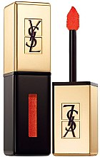 Düfte, Parfümerie und Kosmetik Lipgloss - Yves Saint Laurent Rouge Pur Couture Vernis a Levres Glossy Stain (Limited Edition)