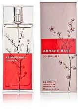 Düfte, Parfümerie und Kosmetik Armand Basi Sensual Red - Eau de Toilette
