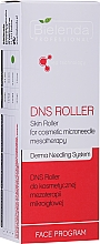 Düfte, Parfümerie und Kosmetik Professioneller DNS Mesoroller für das Gesicht 1,0 mm - Bielenda Professional Meso Med Program DNS Roller