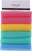 Düfte, Parfümerie und Kosmetik Schaumstoffwickler 9253 6 St. - Donegal Sponge Rollers
