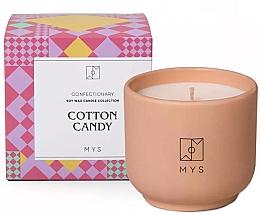 Düfte, Parfümerie und Kosmetik Soja-Duftkerze Zuckerwatte - Mys Cotton Candy Candle