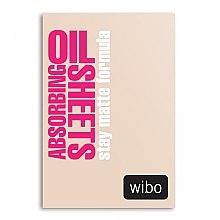 Düfte, Parfümerie und Kosmetik Mattierendes Spezialpapier für das Gesicht - Wibo Oil Absorbing Sheets