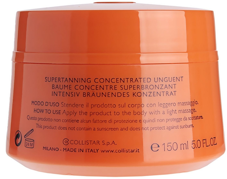 Intensiv bräunendes Konzentrat - Collistar Speciale Abbronztura Perfetta Ultra-Rapid Tropical Colour With Supertanning Complex — Bild N3