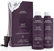 Düfte, Parfümerie und Kosmetik Haarpflegeset - Aveda Invati Scalp Revitalizer (Kopfhautspray 2x150ml)