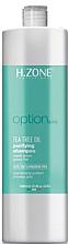 Düfte, Parfümerie und Kosmetik Shampoo für fettiges Haar - H.Zone Option