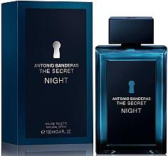 Düfte, Parfümerie und Kosmetik Antonio Banderas The Secret Night - Eau de Toilette