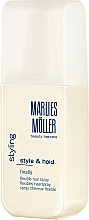 Düfte, Parfümerie und Kosmetik Haarspray Flexibler Halt - Marlies Moller Finally Flexible Hair Spray
