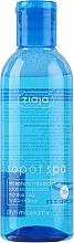Düfte, Parfümerie und Kosmetik Mizellen-Reinigungswasser zum Abschminken 30+ - Ziaja Sopot Spa Micellar Water