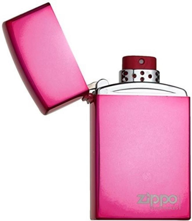 Zippo Original Pink - Eau de Toilette  — Bild N1