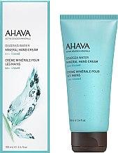 """Düfte, Parfümerie und Kosmetik Mineralische Handcreme """"vom Meer geküsst"""" - Ahava Deadsea Water Mineral Hand Cream Sea-Kissed"""