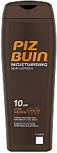 Düfte, Parfümerie und Kosmetik Feuchtigkeitsspendende Sonnenlotion LSF 10 - Piz Buin Sun Moisturising Sun Lotion SPF10