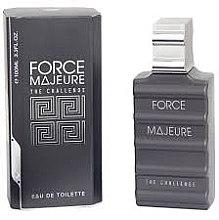 Düfte, Parfümerie und Kosmetik Omerta Force Majeure the Challenge - Eau de Toilette