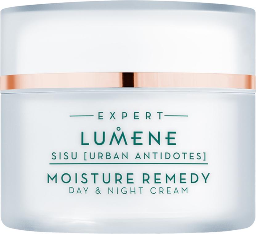 Feuchtigkeitsspendende Gesichtscreme - Lumene Sisu [Urban Antidotes] Moisture Remedy Day&Night Cream — Bild N2