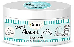"Düfte, Parfümerie und Kosmetik Dusch-Gelée ""Mango Macarons"" - Nacomi Shower Jelly Mango Macarons"