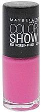 Düfte, Parfümerie und Kosmetik Nagellack - Maybelline Color Show Nail Lacquer