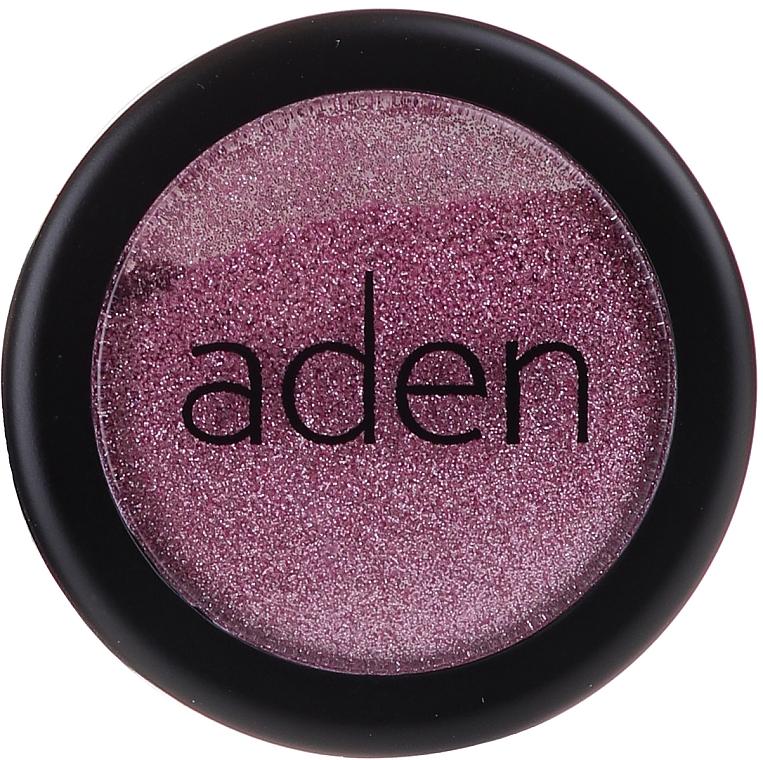Glitterpuder für Gesicht - Aden Cosmetics Glitter Powder