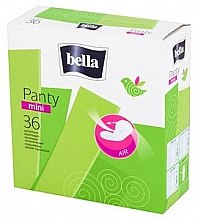 Düfte, Parfümerie und Kosmetik Slipeinlagen Panty Mini 36 St. - Bella