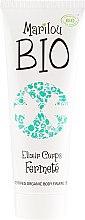 Düfte, Parfümerie und Kosmetik Anti-Cellulite Körpercreme - Marilou Bio Elixir Body Firmness