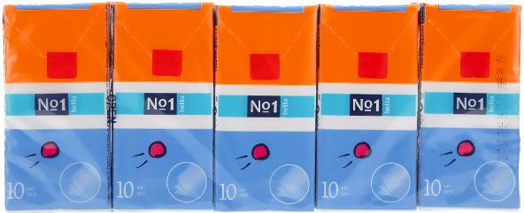 Taschentücher-Set 10x10 St. - Bella