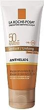 Düfte, Parfümerie und Kosmetik Getönte Sonnenschutzmousse für das Gesicht SPF 50 - La Roche-Posay Anthelios SPF 50