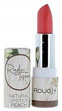 Düfte, Parfümerie und Kosmetik Lippenstift - Rougi+ Green Natural Lipstick