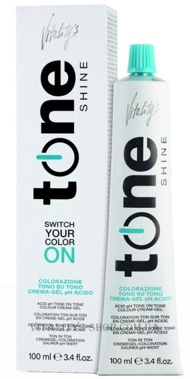Ton-in-Ton Coloration ohne Ammoniak - Vitality's Tone Shine