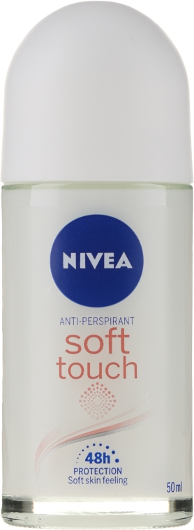 Deo Roll-on Antitranspirant - Nivea Women Roll-On Soft Touch