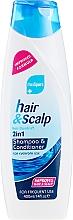 Düfte, Parfümerie und Kosmetik 2in1 Anti-Schuppen Shampoo und Haarspülung für täglichen Gebrauch - Xpel Marketing Ltd Medipure Hair & Scalp Anti-Dandruff Shampoo