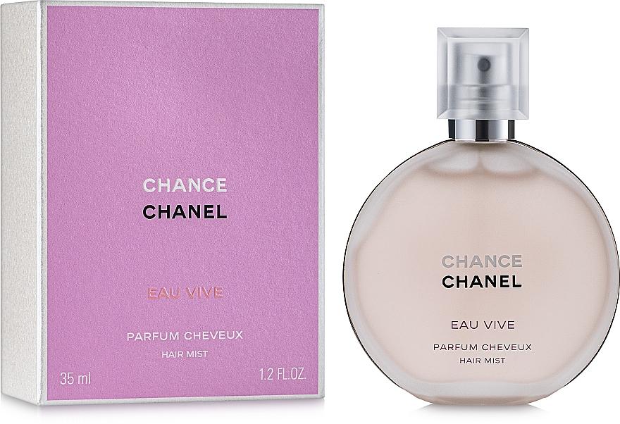 Chanel Chance Eau Vive - Parfümiertes Haarspray