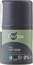 Düfte, Parfümerie und Kosmetik Herren Gesichtscreme - Derma Man Face Cream