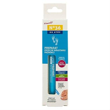 Gelpflege gegen eingewachsene Fußnägel - Pharma CF No36
