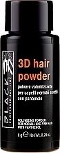 Düfte, Parfümerie und Kosmetik Haarpuder für mehr Volumen - Black Professional Line 3D Hair Powder